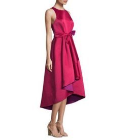 Shoshanna Shoshanna Preuss High -Low Dress