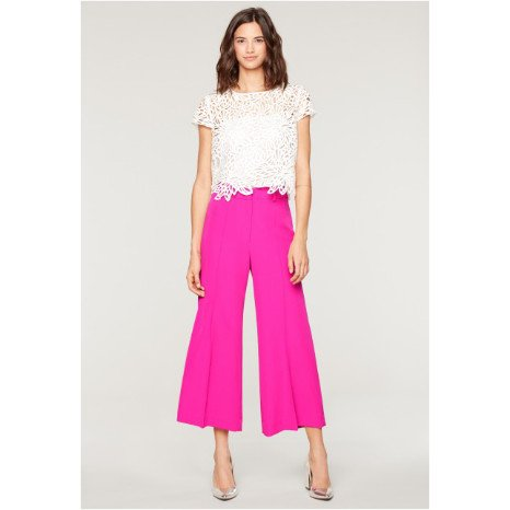 Milly Milly Cropped Hayden Pant