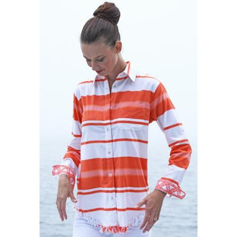 Dizzy Lizzie Sun Valley Tunic