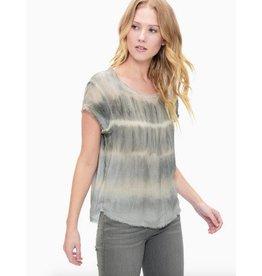 Splendid Splendid Tye Dye Woven Shirt