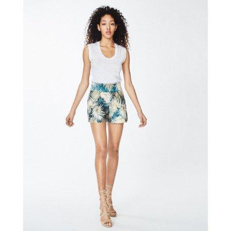 Nicole Miller Nicole Miller Palm Leaf Short