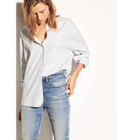 Vince Vince Raw Edge Oversized Blouse