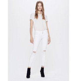 Mother Mother Looker Ankle Fray Jeans