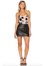 Karina Grimaldi Karina Grimaldi Jacob Leather Skirt