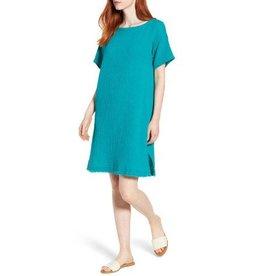 Eileen Fisher Eileen Fisher Bateau Neck K/L Dress