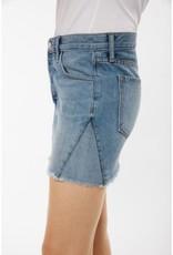 J Brand J Brand Bonny Mid Rise Mini Skirt