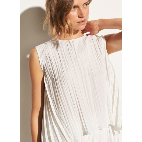 Vince Vince Pleated Shell