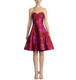 Shoshanna Shoshanna Mikala Strapless Dress