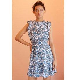 Banjanan Hyacinth Minidress