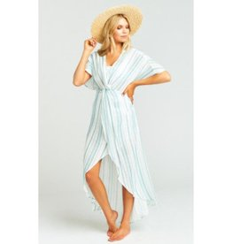 Show Me Your Mumu Show Me Your Mumu Get Twisted Maxi Dress