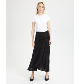 Theory Theory Side Drape Midi