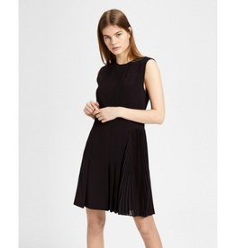 Theory Theory Pleated Day Dress