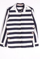 Vilagallo Martina Stripe Shirt