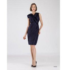 Bigio Bigio Short Sleeve Bow Dress