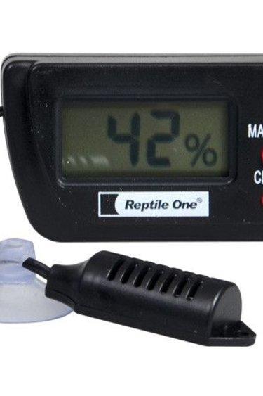 Reptile one Hygromètre digital pour reptile