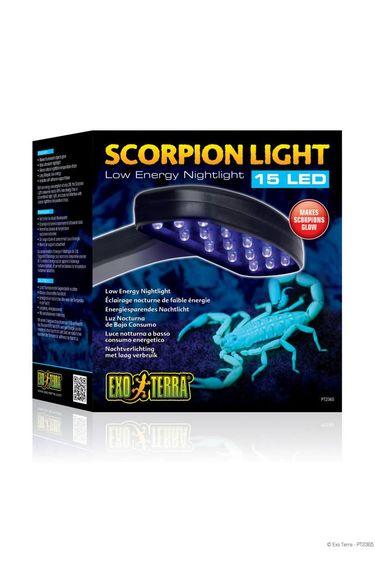 Exoterra Appareil d'eclairage pour scorpiom 15 DEL
