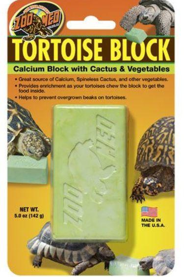 Zoomed Bloc pour tortue terrestre 5 oz