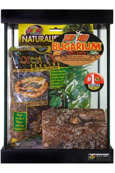 "Zoomed Kit habitat pour insectes ""Bugarium"""
