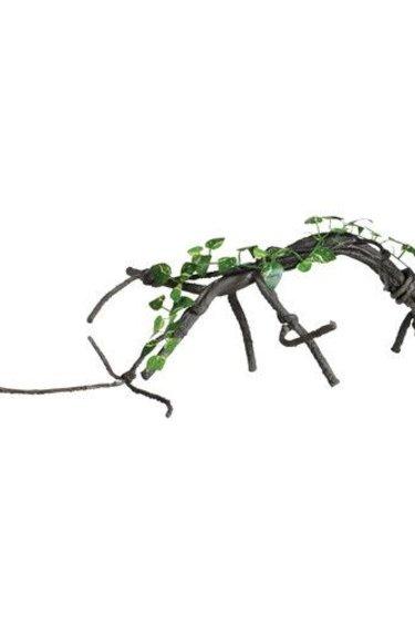 Reptiles treasures Vigne fexible avec feuillage