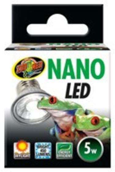 Zoomed Ampoule nano DEL 5 watts