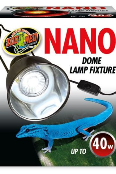 Zoomed Lampe Dôme Nano max. 40 watts