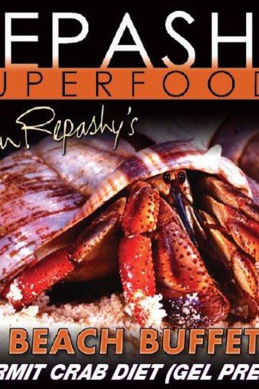 Repashy Nourriture Bernard Hermite Buffet de plage 3oz
