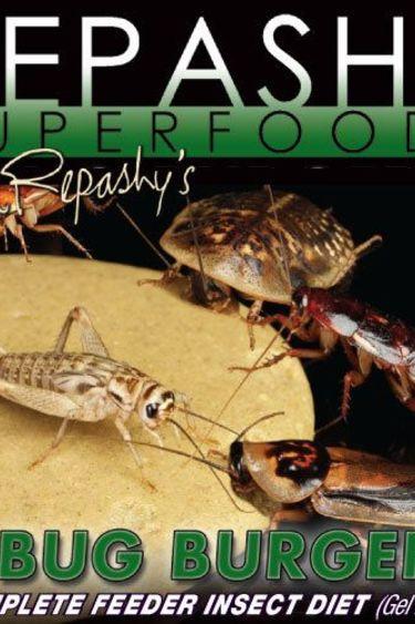 Repashy Nourriture pour insecte Bug Burger 3 oz.
