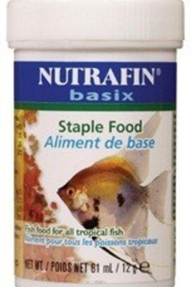 Nutrafin Aliment de base pour poissons tropicaux