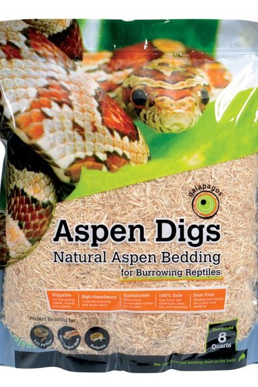 Galapagos Literie de tremble naturel - Natural aspen bedding