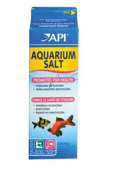 API Sel d'aquarium 33 oz.