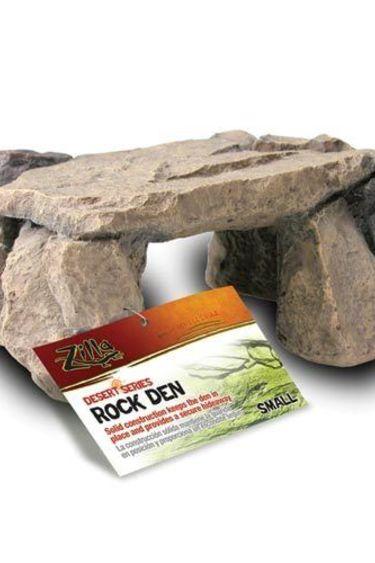 Zilla Grotte en forme de roche Moyen