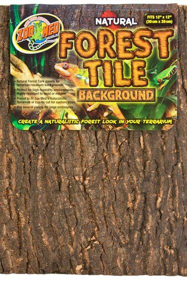 Zoomed Tuile d'arrière-plan forêt – Tile Background Forest
