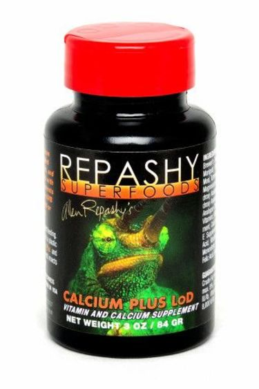 Repashy Supplément Calcium plus Lo D 3 oz