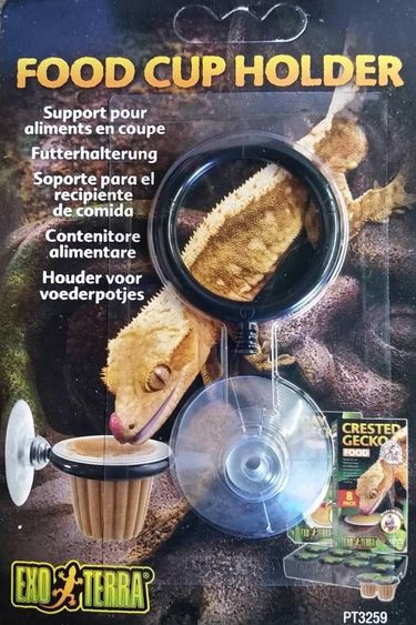 Exoterra Support pour aliments en coupe