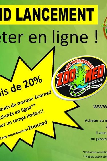 Zoomed Promotion Zoomed 20% de rabais