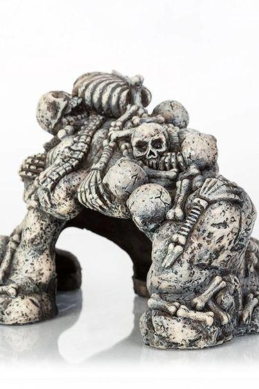BioBubble Pets Cachette de squelettes - Skeleton pile hide