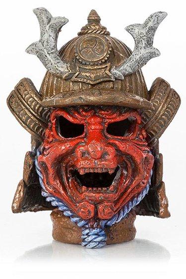 Origins Casque de samourai - Samurai helmet