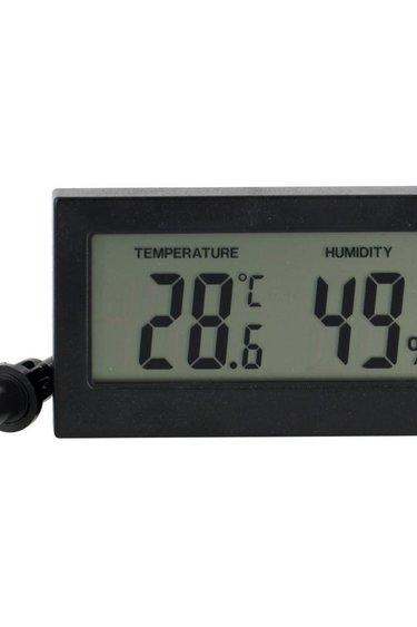 Reptile one Thermomètre / Hygromètre à écran LCD