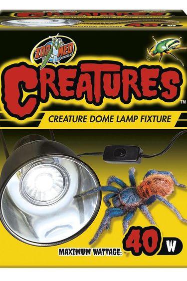 Zoomed Lampe en forme de dôme 40 w - Série Creatures