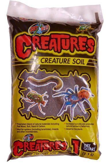 Zoomed Substrat 1 qt - Série Creatures