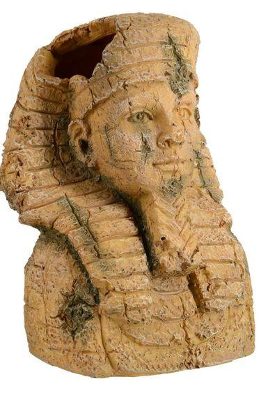 Treasures underwater Tête de pharaon égyptien