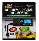 Zoomed Thermostat digital ReptiTemp® Digital Thermostat
