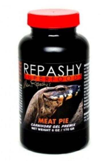 Repashy Tourte a la viande pour reptiles 6oz