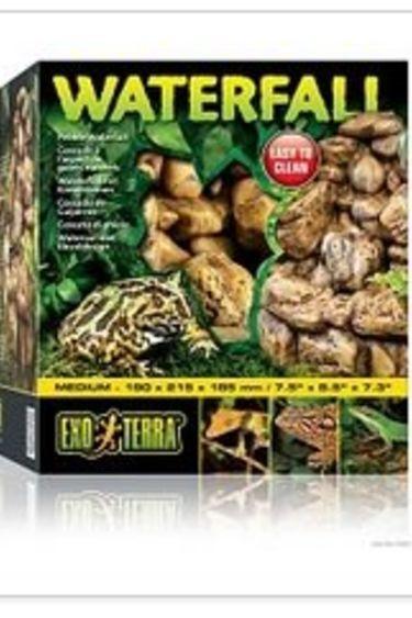 Exoterra Cascade aspect galets naturels