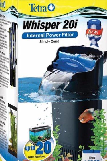 Tetra Filtreur submersible série i