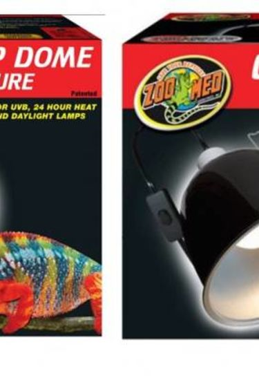 "Zoomed Lampe combo ""Deep Dome"""