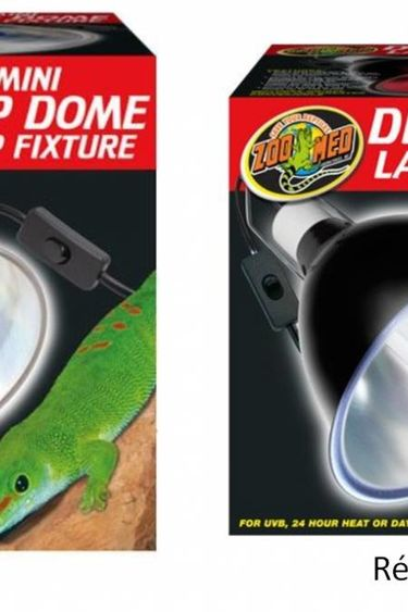 "Zoomed Lampe ""Deep Dome"""