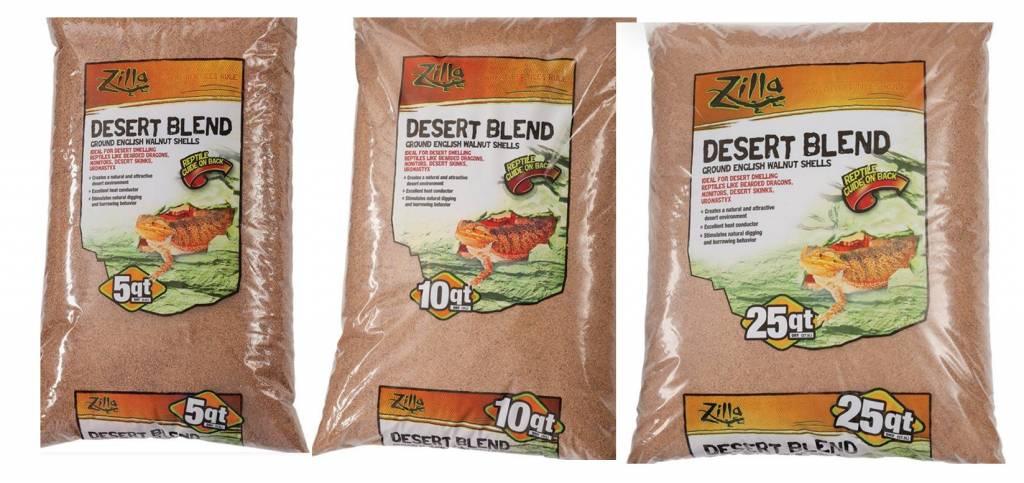 Zilla Mélange de noix du désert