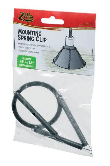 Zilla Clip à ressort - Mounting Spring Clip
