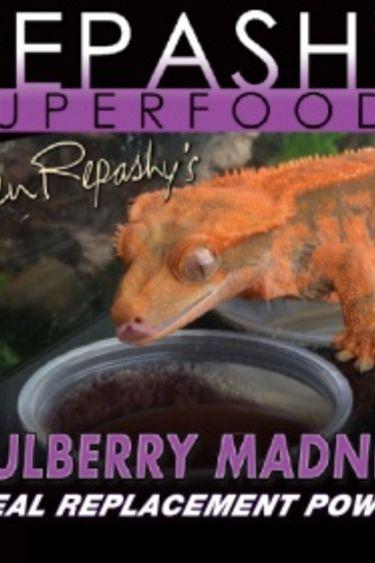Repashy Folie de mûres - Mulberry Madness